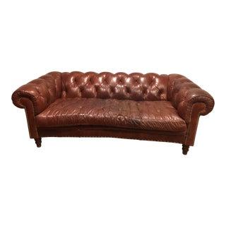 Lexington Chesterfield Bridgewater Leather Sofa
