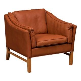 1970s Vintage Grant Møbelfabrik Lounge Chair For Sale
