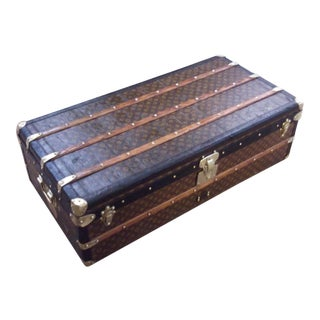 1905 French Louis Vuitton Cabin Trunk For Sale