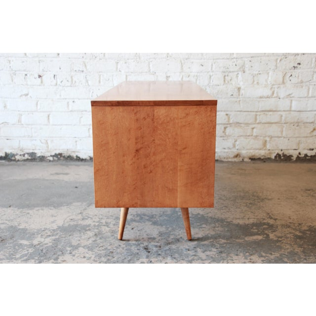 Paul McCobb Planner Group Credenza or Record Cabinet For Sale - Image 9 of 12