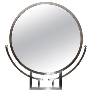 Design Institute of America Art Deco Style Mirror For Sale