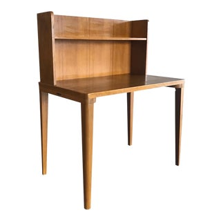 Mid Century Modern Desk by Remington Rand For Sale