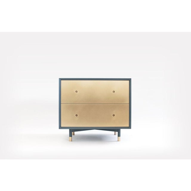 By Egg Collective Starting Price: $5,850 (2 doors) Specifications: 30 l x 20″ d x 27″ h Shown In: Flint Lacquered Wood...