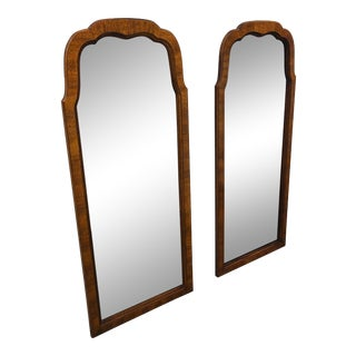 Pair Vintage Mirrors For Sale