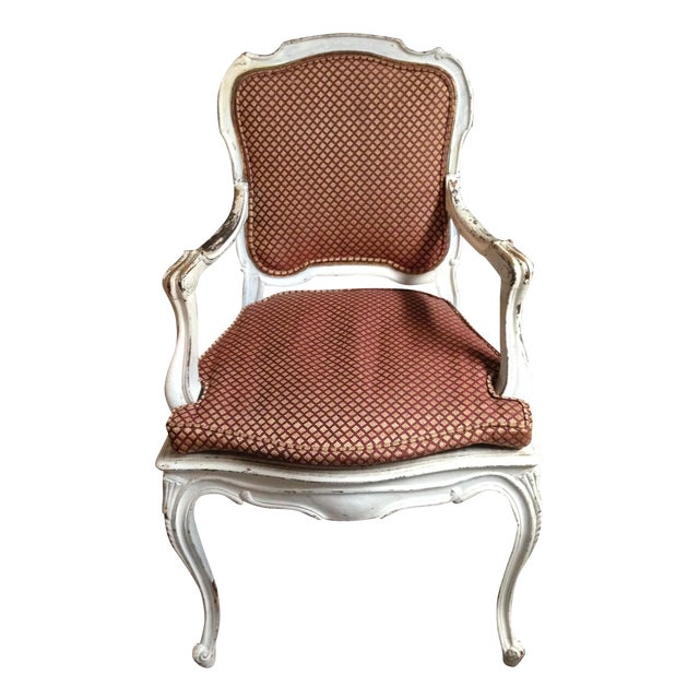Funky French Louis Chair - Image 1 of 6