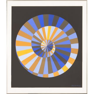 "Victor Vasarely, ""Olympia"" For Sale"