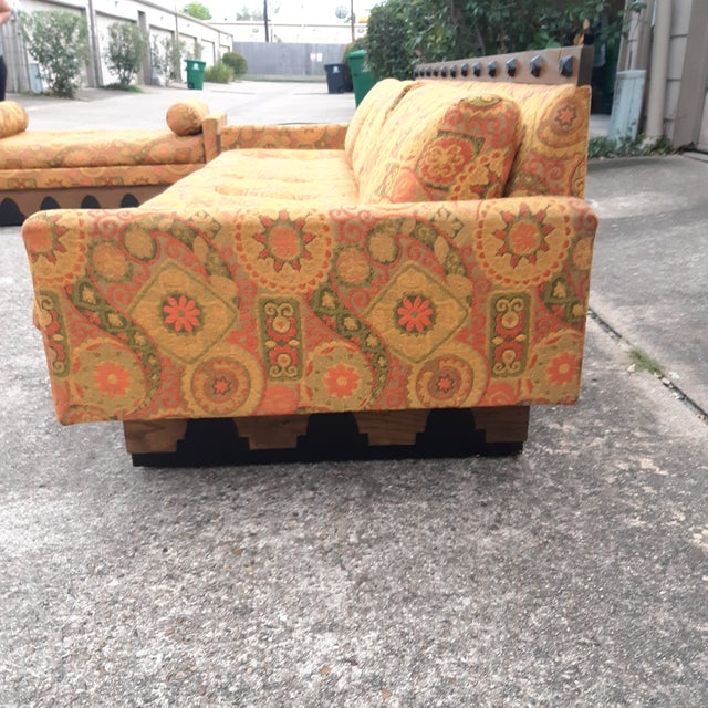 Mid 20th Century Vintage Adrian Pearsall and Craft & Associates Sectional For Sale - Image 5 of 13