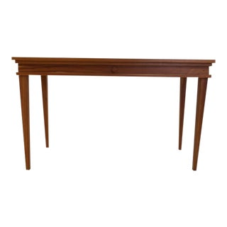 Pompanoosuc Mills Cherry Handmade Console Table
