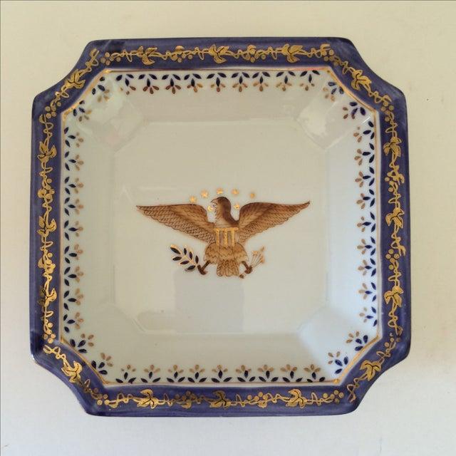 Eagle Crest Decorative Dish - Image 2 of 5