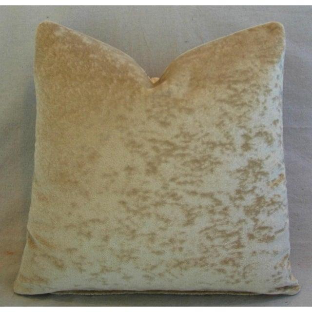 Designer Home Couture Contessa Linen Pillows - A Pair For Sale - Image 10 of 10