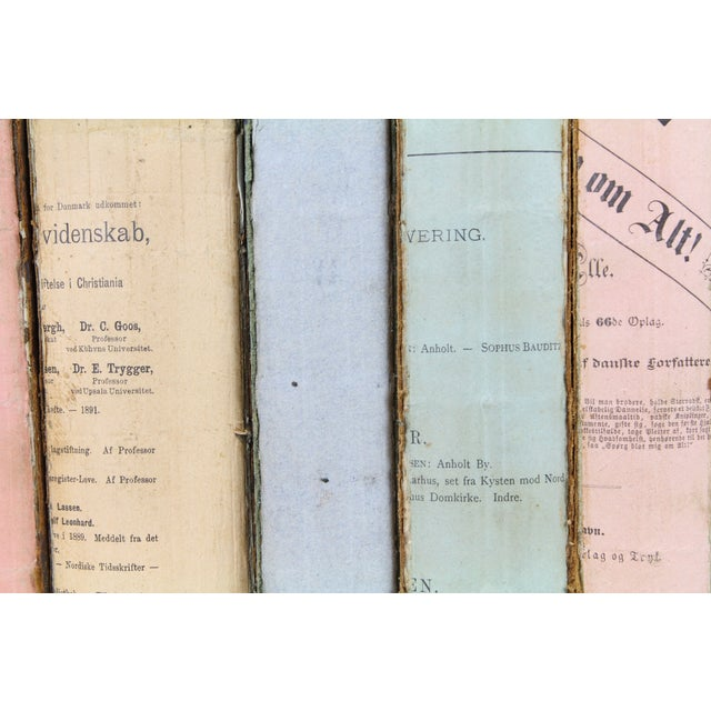 Deconstructed Antique Books - Set of 5 - Image 4 of 4
