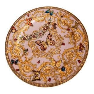 1990s Italian Rosenthal Versace Service Platter