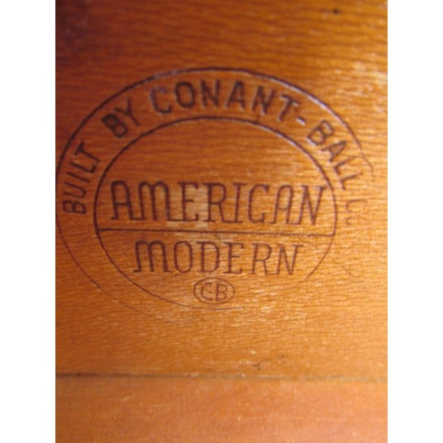 Russel Wright for Conant Ball Nightstand - Image 8 of 8