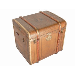 Early 20th Century Polish Trunk