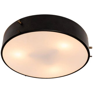 1959 Bruno Gatta for Stilnovo Wall or Ceiling Lamp For Sale