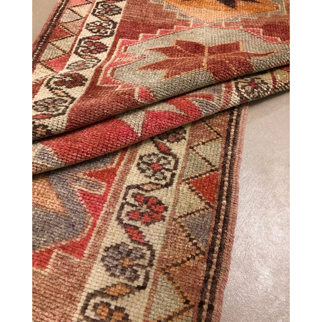 """1910's Anatolian Runner-2'10 X 10'10"""" For Sale - Image 4 of 6"""