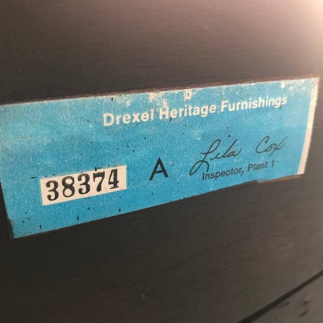 1970s Drexel Full Headboard For Sale - Image 5 of 6