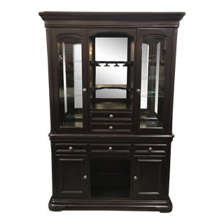 Z Gallerie Magnussen Home Two-Piece Hutch