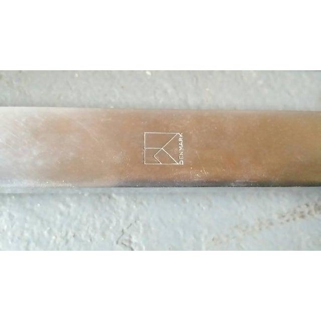 """Poul Kjaerholm Rare Poul Kjaerholm Pk55 """"Variant"""" Table For Sale - Image 4 of 6"""