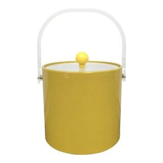 Yellow Ice Bucket For Sale