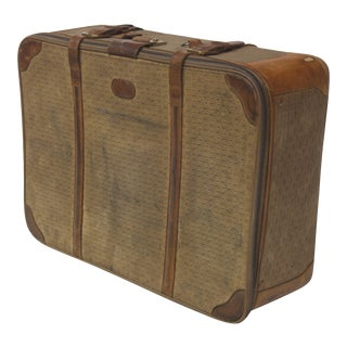 Vintage Sarreid LTD Suitcase
