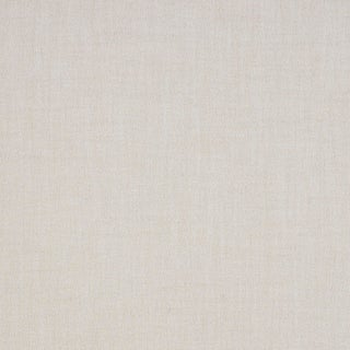 Schumacher Everett Performance Twill Fabric in Natural For Sale