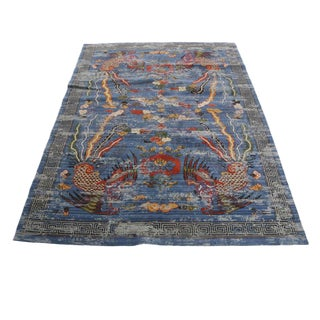 "Barclay Butera ""Dynasty"" Power-Loomed Chinese Rug- 8′7″ × 11′5″ For Sale"