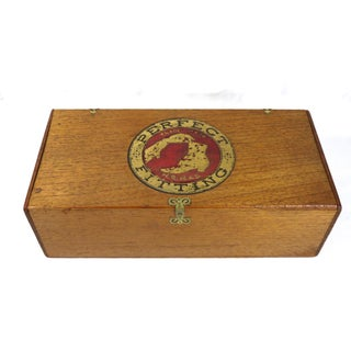 Early 20th Century Antique Mahogany Ladies Shoe Box Preview