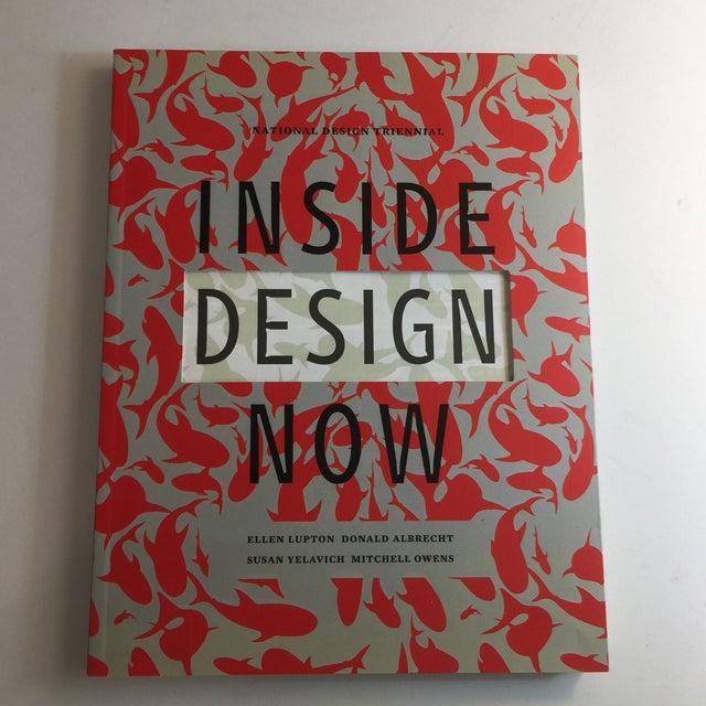 2003 Inside Design Now Book by Donald Albrecht Cooper Hewitt For Sale - Image 13 of 13