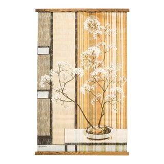 Robert Bushong Linen Tapestry