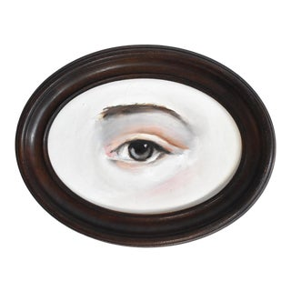 Contemporary Lover's Eye Painting by Susannah Carson