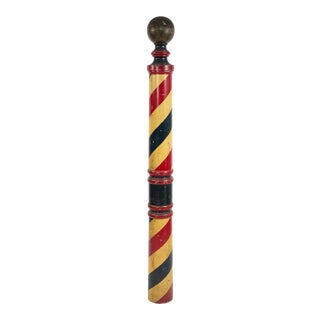 American Country Barber Pole For Sale