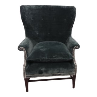 Victoria Hagan Home -James Wing Chair For Sale