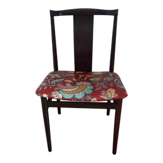 Mid-Century Modern Danish Accent Chair For Sale