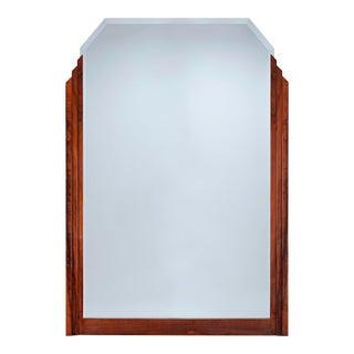 Art Deco Ship's Bar Mirror For Sale