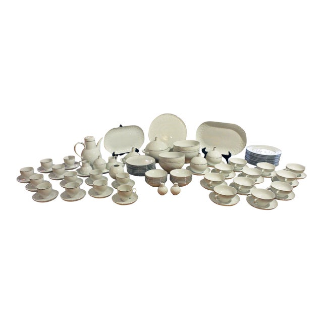 1970s Rosenthal Studio-Line China Service - Set of 98 For Sale
