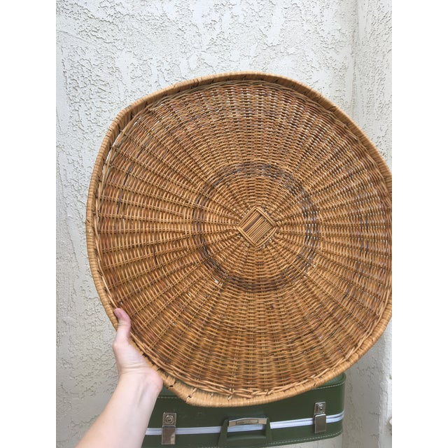 Large Wall Hanging Basket For Sale - Image 5 of 5