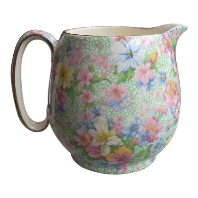 Small Royal Winton Chintz Pitcher - Image 1 of 4