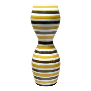 Faïence Vase by Stig Lindberg For Sale