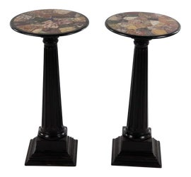Image of Goldenrod Side Tables
