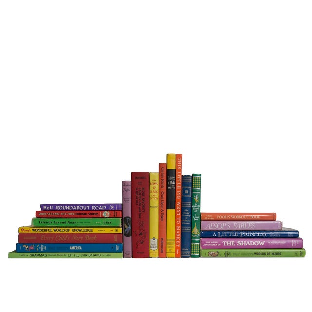 Crayola Children's Book Set - Set of 20 For Sale - Image 4 of 4