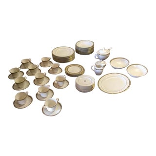 Royal Doulton Coronado Pattern Serving Pieces - Set of 83 For Sale