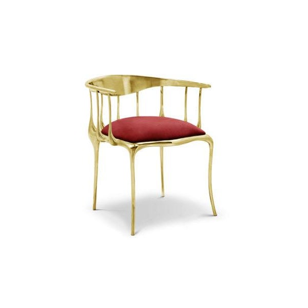 Nº11 Dining Chair From Covet Paris For Sale - Image 4 of 6