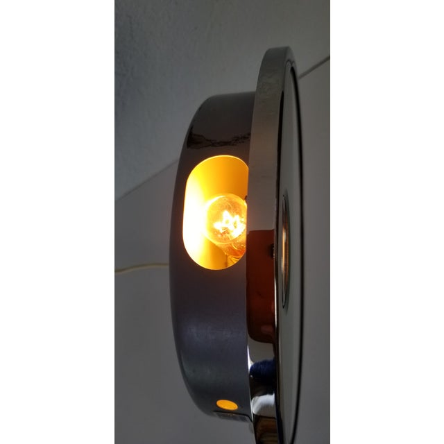 Glass 1960 Brot Mirophar Illuminated Vanity Mirror Paris - France . For Sale - Image 7 of 13