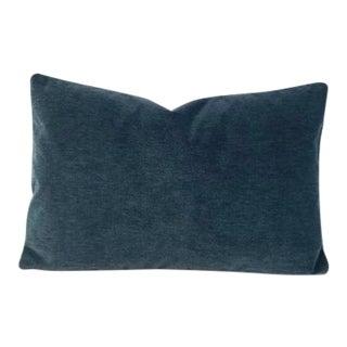 Pollack Soho Plush Hudson Lumbar Pillow Cover For Sale