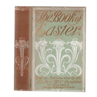 "1910 ""The Book of Easter"" Collectible Book For Sale"