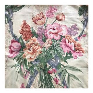 Cowtan Tout Leopard Spring Floral Fabric