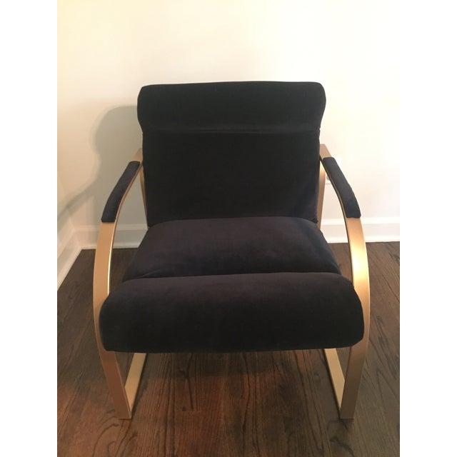 Milo Baughman Cantilever Chair - Image 3 of 4