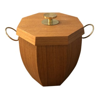 1970s Vintage Ice Bucket For Sale