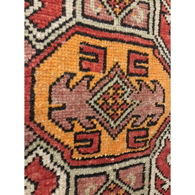 """Bellwether Rugs Vintage Turkish Oushak Small Area Rug - 4'4""""x6'6"""" - Image 10 of 11"""